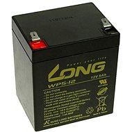 Lange 12V 5Ah Bleibatterie F2 (WP5-12B F2) - Ladebatterie