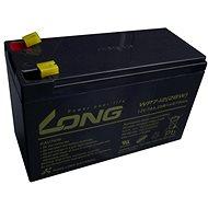 Long 12V 7Ah Bleibatterie F1 (WPS7-12) - Ladebatterie