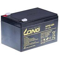 Lange 12V 12Ah Bleibatterie F2 (WP12-12A) - Ersatzbatterie
