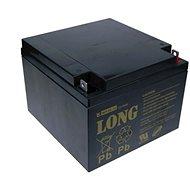 Long 12V 26Ah Bleibatterie F3 (WP26-12)