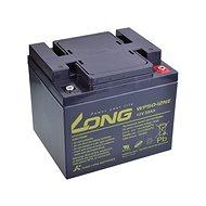 Lange 12V 50Ah DeepCycle F8 Blei-Säure-Batterie (WP50-12NE) - Ladebatterie