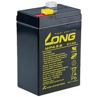 Lange 6V 4.5Ah Bleibatterie F1 (WP4.5-6) - Ladebatterie