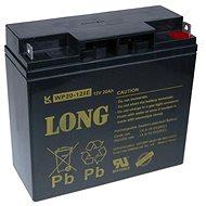 Long 12V 20Ah Lead Acid Battery DeepCycle AGM F3 (WP20-12IE) - Traction Battery