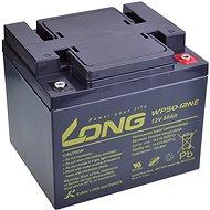 Long 12V 50Ah Lead Accumulator DeepCycle AGM M6 (WP50-12NE) - Traction Battery