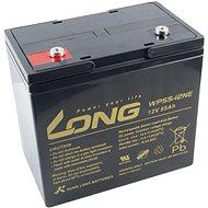 Long 12V 55Ah lead acid battery DeepCycle AGM M6 (WP55-12NE) - Traction Battery
