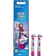 Oral-B Kids Ersatzbürstenköpfe Frozen 2 St - Ersatzkopf
