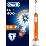 Elektrische Zahnbürste Oral B Pro 400 orange - Elektrische Zahnbürste