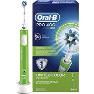 Oral-B Pro 400 Green - Elektrische Zahnbürste