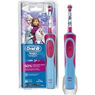 Oral B Vitality Kids D12K Frozen - Elektrische Zahnbürste für Kinder