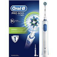 Oral-B PRO 600 Cross Action - Elektrische Zahnbürste