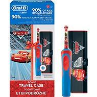 Oral-B Vital-Autos + Reise-Etui - Elektrische Zahnbürste