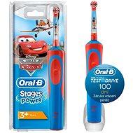 Oral-B Vitality Cars - Elektrische Zahnbürste für Kinder