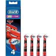 Oral-B Kids Cars  4 Stück Ersatzköpfe - Ersatzkopf
