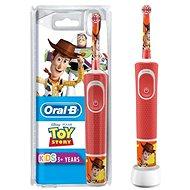 Oral B Vitality Kinderzahnbürste Story 2 - Elektrische Zahnbürste für Kinder