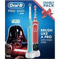 Oral-B Pro + Vitality Star Wars - Elektrische Zahnbürste