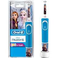 Oral B Vitality Kids Gefroren - Elektrische Zahnbürste für Kinder