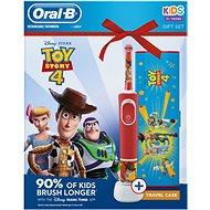 Oral-B Vitality Toy Story + Reiseetui - Elektrische Zahnbürste für Kinder