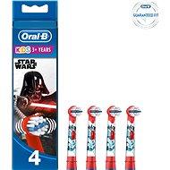 Oral-B Kids StarWars Ersatzköpfe 4ct - Zubehör