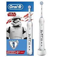 Oral-B Junior Star Wars mit Braun-Design - Elektrische Zahnbürste