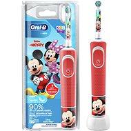 Oral-B Kinder im Braun Design - Elektrische Zahnbürste für Kinder