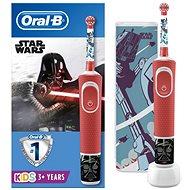 Oral-B Vitality Kids Star Wars + Reiseetui - Elektrische Zahnbürste für Kinder