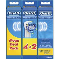 Oral-B Precision Clean Bürstenkopf 6 Stück - Ersatzkopf