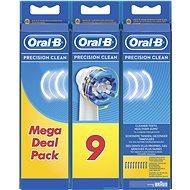 Oral-B Precision Clean Ersatz-Bürstenköpfe 9 Stück - Ersatzkopf