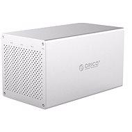 """ORICO Honeycomb RAID 4x 3.5"""" HDD box USB-C - Externe Box"""