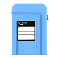 """ORICO 3.5"""" HDD protection case blue - Festplattenhülle"""