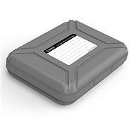 "ORICO 3.5"" HDD/SSD protection box grey - Festplattenhülle"