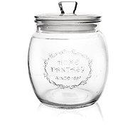 Einmachglas mit Deckel 1 l FANTASY