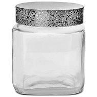Einmachglas / UH GRANIT quadratisch 1 l