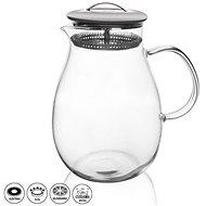 Wasserkocher Glas / Edelstahl 1,7 l - Teekanne