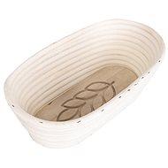ORION ÄHRE Gärkörbchen aus Rattan oval 26 cm x 13 cm x 9 cm
