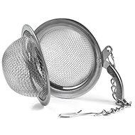 Edelstahl Teekanne 5,4 cm Clip - Tee-Sieb
