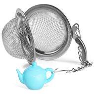 Edelstahl Teesieb O 5,4 cm + Beschwerer TEEKANNE - Tee-Sieb
