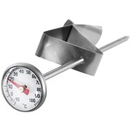 Küchenthermometer / Bratenthermometer mit Clip - Thermometer
