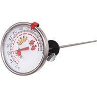 ORION Einkoch-Thermometer aus Edelstahl mit 7,5 cm Durchmesser - Thermometer