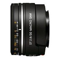 Sony 30mm f/2.8 - Objektiv