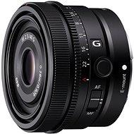 Sony FE 40mm f/2.5 G - Objektiv