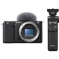 Sony Alpha ZV-E10 Gehäuse + Grip GP-VPT2BT - Digitalkamera