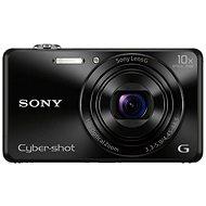 Sony CyberShot DSC-WX220 schwarz - Digitalkamera