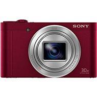 Sony CyberShot DSC-WX500 - rot - Digitalkamera