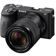 Sony Alpha A6600 schwarz + 18-135mm OSS SEL - Digitalkamera