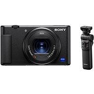 Sony ZV-1 + Grip GP-VPT2BT - Digitalkamera