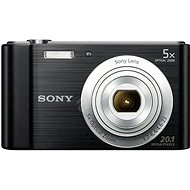 Sony Cybershot DSC-W800 schwarz - Digital-Kamera
