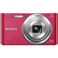 Sony Cybershot DSC-W830 Rosa - Digitalkamera