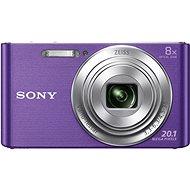 Sony Cybershot DSC-W830 Violett - Digitalkamera