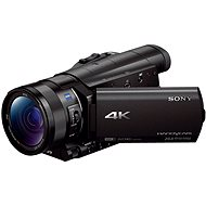 Sony FDR-AX100 4K - Camcorder