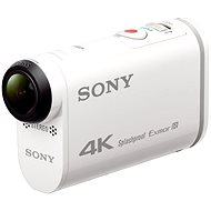 Sony Action Cam FDR-X1000VR + Live View-Fernbedienung - Camcorder